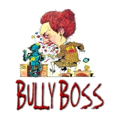 Do you work for a bully boss? It's not your fault. Bully bosses are little insecure unlovable people who are incompetent and who only have a title as power.
