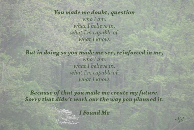 i-found-me